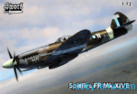 Spitfire FR Mk.XIV E (4 decal versions)