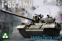 T-55 AMV Russian medium tank
