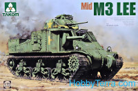 US Medium Tank M3 Lee Mid