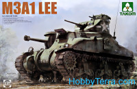 US meduim tank M3A1 LEE
