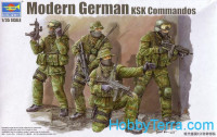 Modern German KSK commandos