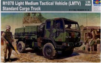 M1078 Light Medium Tactical Vehicle (LMTV) Cargo Truck