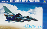 Chinese new fihter J-10