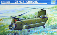 CH-47A Chinook helicopter