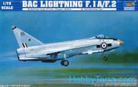 English Electric (BAC) Lightning F.1A/F.2