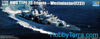 HMS Type 23 frigate - Westminster ( F-237)