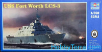 USS Fort Worth LCS-3 combat ship