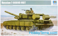 T-80BVD Soviet main battle tank