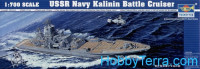 USSR Navy Kalinin Battle Cruiser