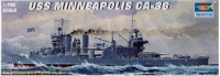 USS Minneapolis CA-36 Heavy Cruiser