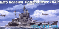 HMS Renown Battlecruiser 1942
