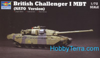 British Challenger I tank (NATO version)