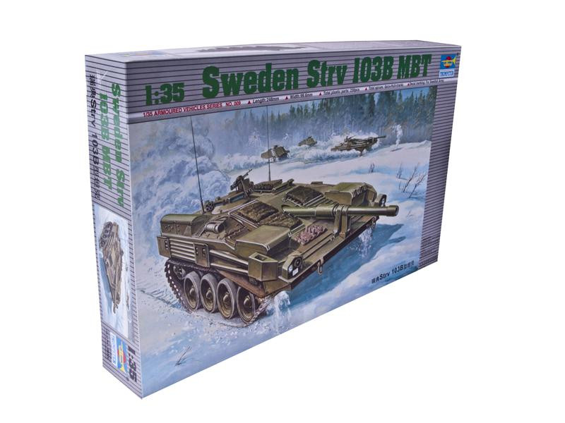 Strv 103B Sweden MBT