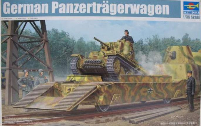 German Panzertragerwagen