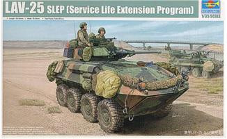 LAV-25 SLEP (Service Life Extension Program)
