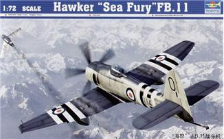 "Hawker ""Sea Fury"" FB.11"
