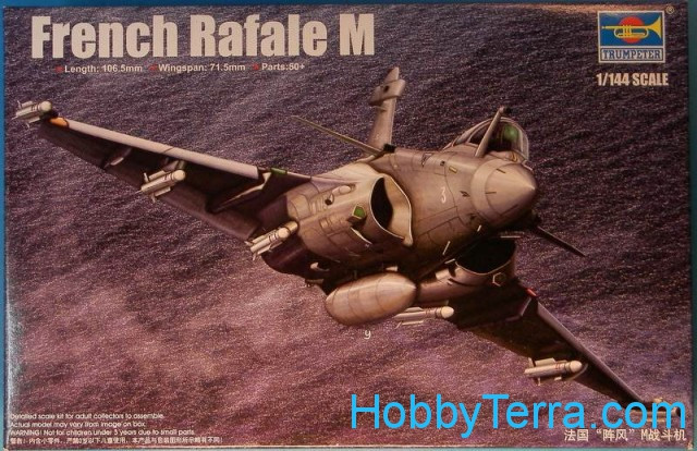 French Rafale M fighter