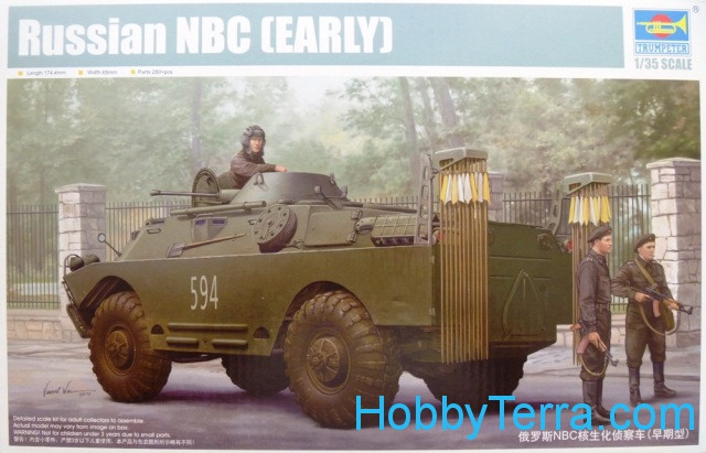 Russian NBC, early
