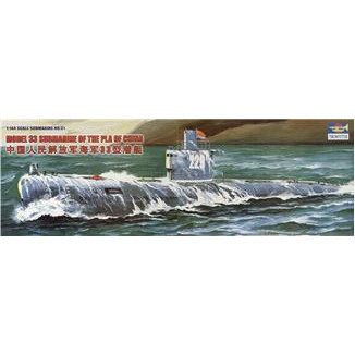 Model 33 Submarine of the PLA of China