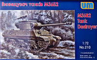 M36B2 Tank destroyer