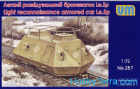 Light reconnaissance armored car Le.Sp
