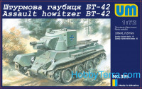 BT-42 Finnish assault howitzer