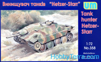 Hetzer-Starr tank hunter