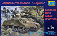 M4A2 Sherman medium tank