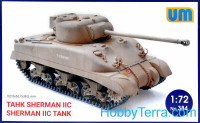 Medium tank Sherman IIC