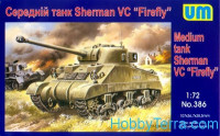 Sherman VC Firefly US medium tank