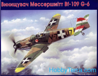 Messerschmitt Bf 109G-6 Hungary Air Force