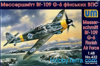 Messerschmitt Bf-109 G-6 Finnish Air Force