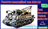 M32B3 tank recovery vehicle