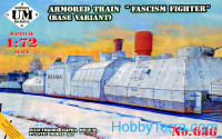 Armored train 'A Fascism Fighter', base variant