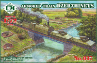 Armored train 'Dzerzhinets'