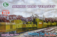 "Armored train ""Stalinets"""
