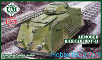Armored Railcar BDT-41
