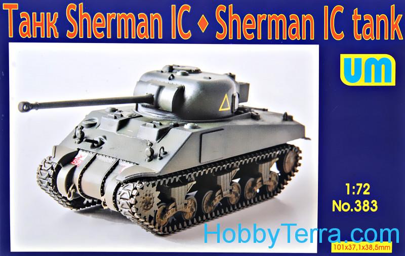 UM  383 Sherman IC tank