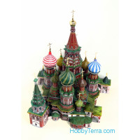 St. Basil's Cathedral, paper model