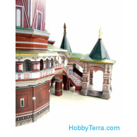 Umbum  195 St. Basil's Cathedral, paper model