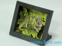 "Collectible frame ""Chameleon"""