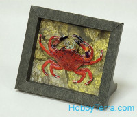 "Collectible frame ""Crab"""