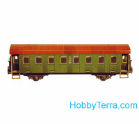 Rail passenger car (Period II)