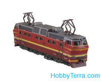 Umbum  306 Locomotive ChS2t, paper model