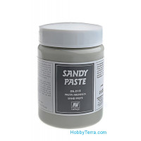 Earth effects, Sandy paste, 200 ml