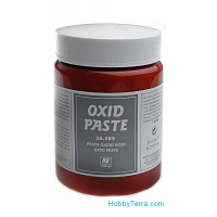 Earth effects. Red oxid paste, 200ml