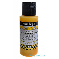 Premium Color 60ml. Metalllic Yellow