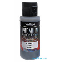 Premium Color 60ml. Steel