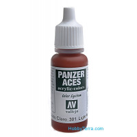 Panzer Aces 17ml. Light rust