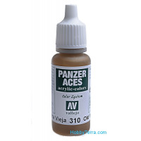 Panzer Aces 17ml. Old wood